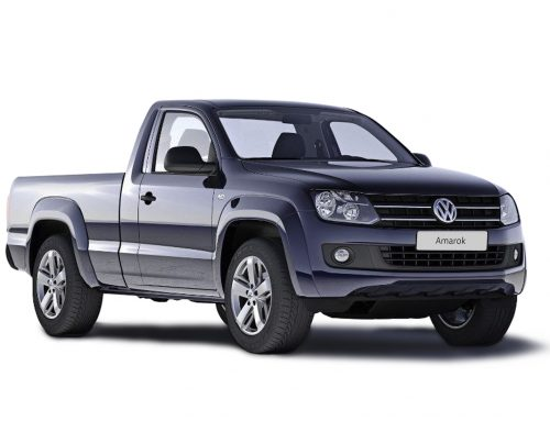 VW AMAROK 4X4 PICK-UP TRUCK SINGLE CAB