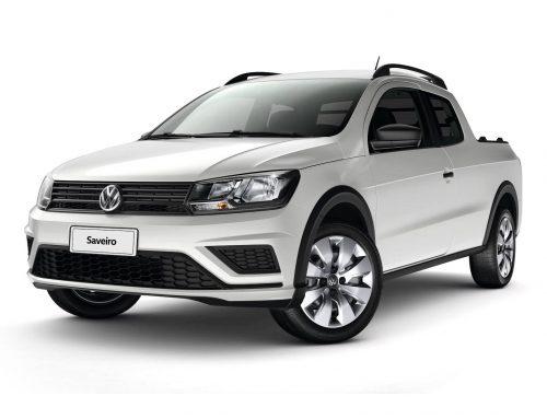 VW SAVEIRO PICK-UP TRUCK