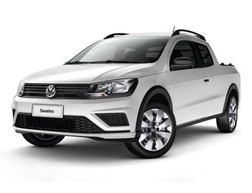 VW SAVEIRO PICK-UP TRUCK